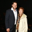 Mitch Kuhn, Wanda Hanes, catching fire hunger games premiere viewing party