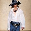 Fashion Week spring summer 2013 Donna Karan Look 7