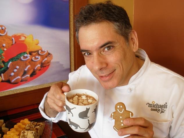 Michael's Cookie Jar, hot chocolate, cocoa, January 2013, Michael Savino