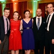 Jonathan Blalock, Bronwyn White, Bridget Cappel, Josh Friend, Sam Filson Parkinson, FW Opera, Dinner with the Stars