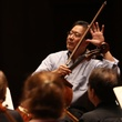 Yo-Yo Ma plus John Williams Houston Symphony rehearsal education event Jones Hall