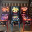 The Hay Merchant, pinball machines, games