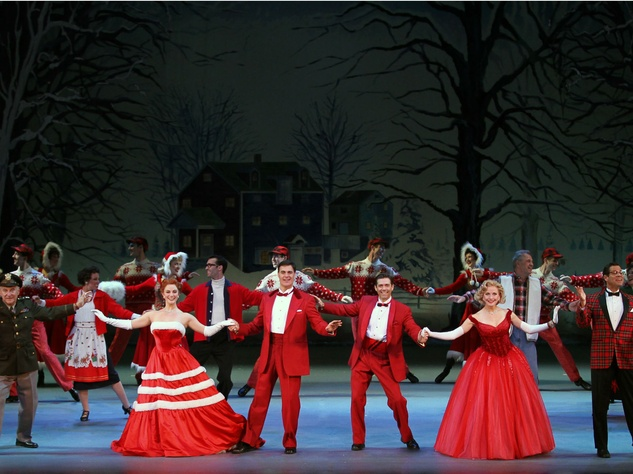 Dallas Summer Musicals presents Irving Berlin's White Christmas