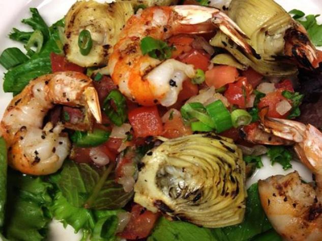 Seafood and Spaghetti Works Port Aransas