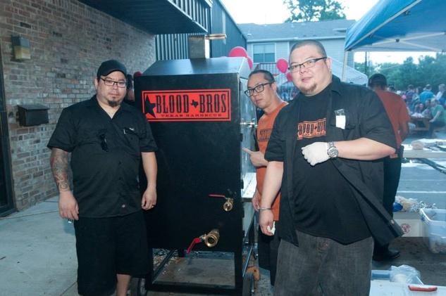 Blood Bros. BBQ Quy Hoang Robin Wong Terry Wong