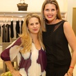 4 Elisa Pye, left, and Catie Ross at Saks' Key to the Cure October 2013