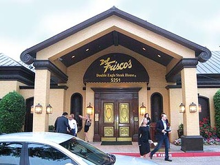 Del Frisco's steakhouse in Dallas