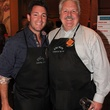 ESCAPE dinner, 4/16, Andy Cerota, Lanny Griffith