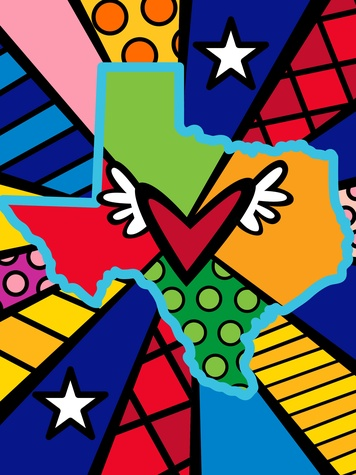 Romero Britto original