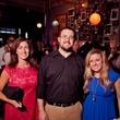 Houston, CultureMap Social, June 2015, Rebecca Aoterwas, Jacob Millwee, Kelly Laning