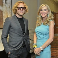 0010, Best Dressed luncheon, April 2013, Peter Dundas (Pucci), Jana Arnoldy
