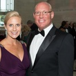 stephanie husen, david ross, dso gala