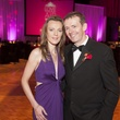 4 Yulia Pearce and Dr. Daniel Penny at Heart Ball February 2015
