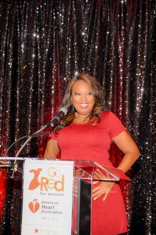 Houston, News, Shelby, Go Red For Women, April 2015, Star Jones