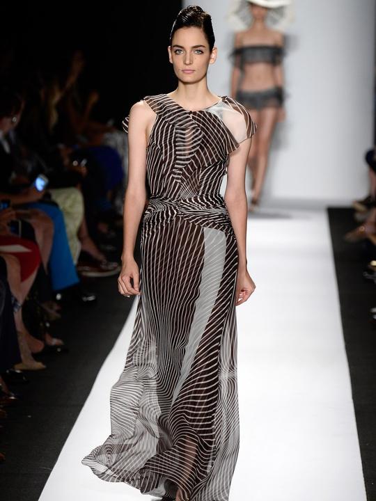 Fashion Week spring summer 2014 Carolina Herrera