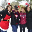 16 Santa's elves at Mission of Yahweh's gift-giving celebration December 2013