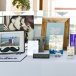 Upshaw wedding, table