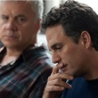 Tim Robbins and Mark Ruffalo in Thanks for Sharing