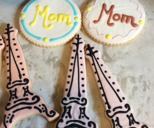 La Patisserie_Mother's Day cookies_2015
