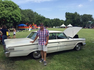 Park Cities Historic and Preservation Society presents The 1st Classic & Antique Car Show