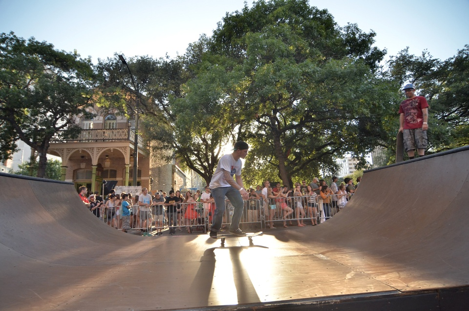 x games rally half pipe