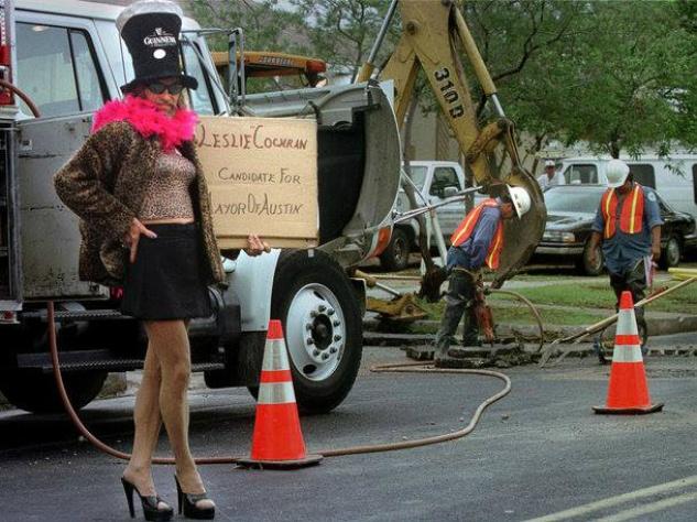 Leslie Cochran_For Austin Mayor
