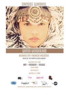 "Art opening reception: ""Winter Wonderland"""