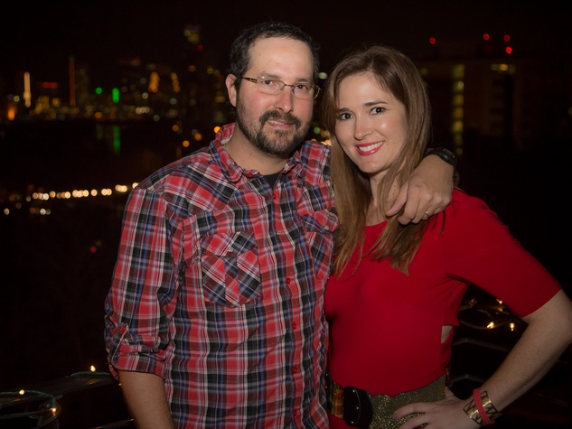 Rock Your Red Austin 2015 HOSTS Jack Murray & Stacy Keese