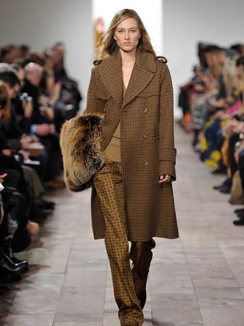 Clifford Pugh Fashion Week New York fall 2015 February 2015 Michael Kors look 14