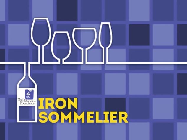 Houston foodie events September 2013 Iron Sommelier September 2013 logo