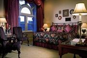austin photo: places_design_driskill hotel_room