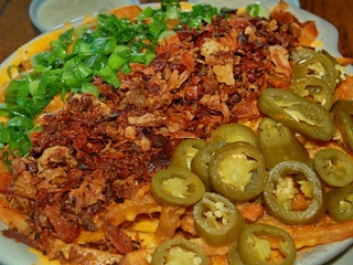 Snuffer's cheese fries