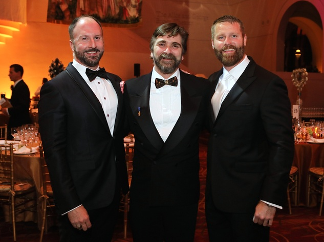 Houston, Ballet Ball social story, March 2017, Tony Bradfield, Stanton Welch AM, Kevin Black