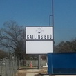 Gatlin's BBQ new sign