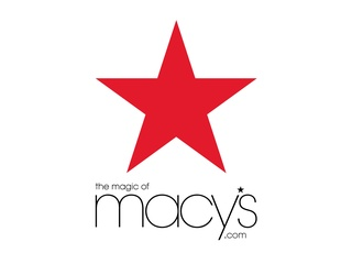 Macy's logo The magic of Macy's.com