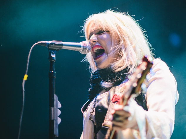 Courtney Love at House of Blues August 2013