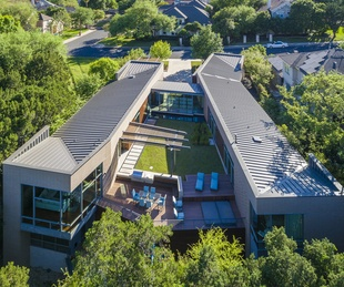 West Austin house home 5312 Scout Island Circle