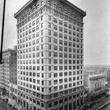 JW Marriott downtown Houston May 2013 historic photo