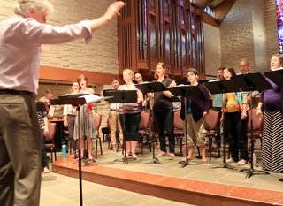 Houston Chamber Choir video commissions