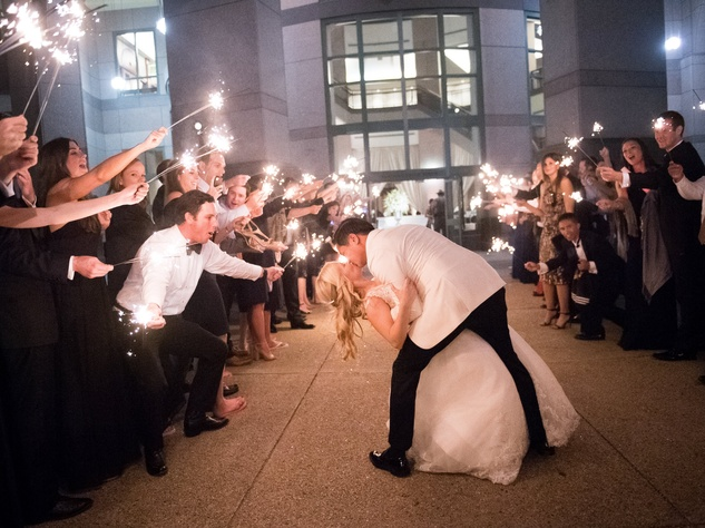 Austin couple s romance leads from Rainey Street to the wedding