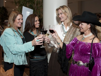 News_019_Rodeo Uncorked_March 2011_Melba Murphy_Codi Fountain_Cara Brown_Catherine Ping