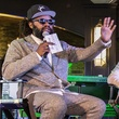 Tanqueray Trunk Show panel