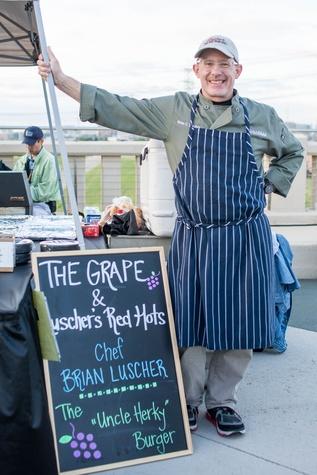 Chef Brian Luscher
