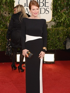 Golden Globe Awards, Julianne Moore, January 2013