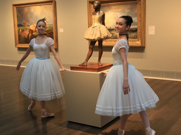 1 MFAH Dega Houston Ballet November 2013