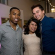 025, Houston's Emerging Leaders, November 2012, Jared Hawkins, Meena Haque, Armand Lutz