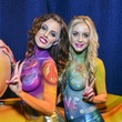 2 Models at San Luis Salute March 2014
