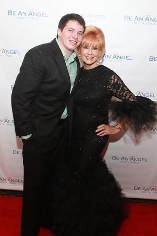 Be An Angel Gala 2015 Sweet Affair Victor Vannerson & Dot Cunningham