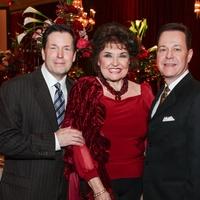 23 Scott Evans, from left, Warner Roberts and Jeff Henry at Houston Treasures dinner December 2013