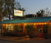 News_Ninfa's on Navigation, exterior, night